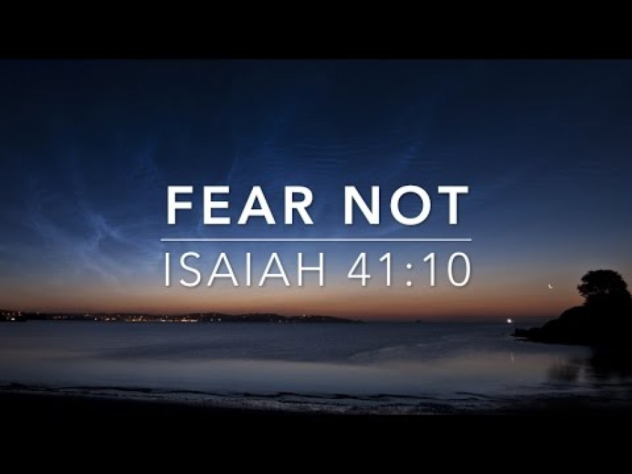 Fear Not (Isaiah 41:10): Piano Music, Meditation Music